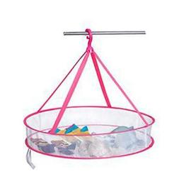 1 Layers Folding Hanging Drying Basket Durable Drying Rack F
