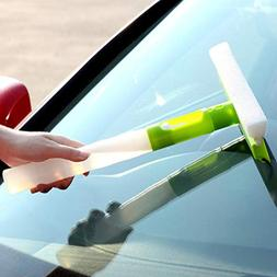 3 In 1 Magic Spray Type Brushes Cleaner Car Window Cleaning