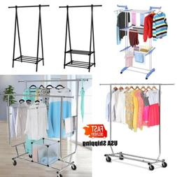 11Types Clothes Drying Rack Portable Garment Outdoor Drying