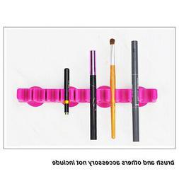 15 Holes Silicone Birthday Gifts Storage Brush Holder Desk R