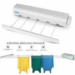 18m Automatic Washing Line Clothes Laundry Hanging Drying Ra