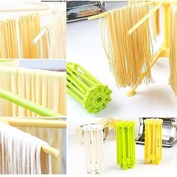 1pc Pasta Drying Rack Collapsible Spaghetti Dryer Stand Nood