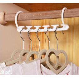 1PC Wonder Space Saving Hanger Clothing Rack Closet Organize