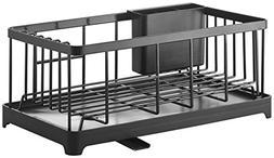 Modern Design Stainless Steel Self Draining Drying Dish Rack