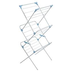3 Tier Indoor Drying Rack - White