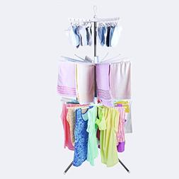 Tamengi 3 Tier Clothes Drying Rack - Laundry Drying Rack for
