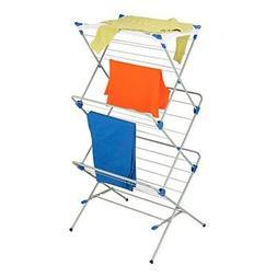 3-Tier Mesh Top Drying Rack 43 Linear Feet
