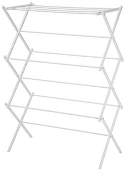 3 Tier Foldable Drying Rack For Clothes Laundry 41 Inches St