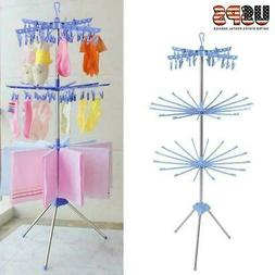 3-Tier Foldable Laundry Storage Baby Clothes/Socks/Underwear