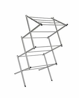 STORAGE MANIAC Foldable Clothes Drying Rack, 3-Tier 41 Inch
