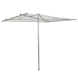 Household Essentials 17140-1 Rotary Outdoor Umbrella Drying