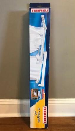 Leifheit 83201 Telefix 70 Wall Mount Retractable Clothes Dry