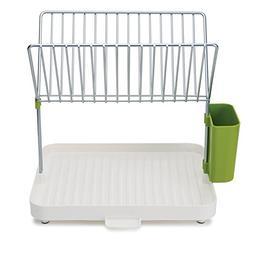 Joseph Joseph 85083 Y-rack Dish Rack and Drainboard Set with