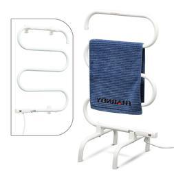 Big Sale!Electric Towel Warmer Drying Socks Rack Freestandin