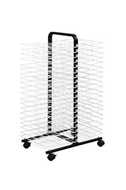 American Educational Products A-C1168 Drying Rack on Wheels,