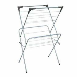 Home Basics 2-Tier Clothes Dryer Drying Rack
