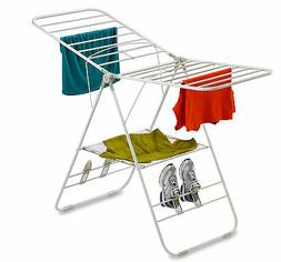 Honey-can-do DRY-01610 Steel Gull Wing Clothes Dryer, White