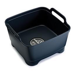 Joseph Joseph 85056 Wash & Drain Wash Basin Dishpan with Dra