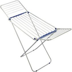 Leifheit Siena 180 Lightweight Winged Clothes Drying Rack, B