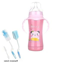 Sealive Sippy Kids Cartoon Stainless Steel Water Bottle with