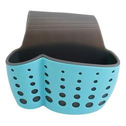 Tacoli- Kitchen Baskets Suction Cup Sink Shelf Soap Sponge D