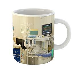 Westlake Art - Hospital Medicine - 11oz Coffee Cup Mug - Mod