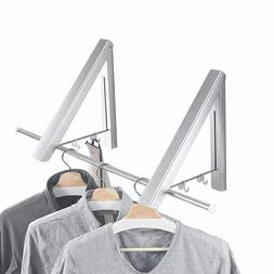 ABSS-Folding Clothes Hanger Adjustable <font><b>Drying</b></
