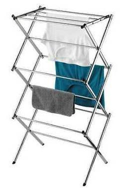 Accordion Drying Rack HONEY-CAN-DO DRY-01107