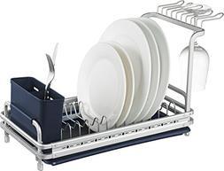 Surpahs Aluminum Small Dish Drying Rack, Never Rust