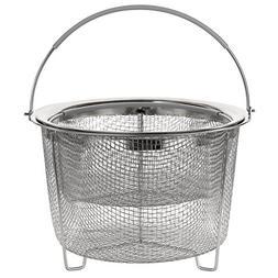Aoizta Steamer Basket for Instant Pot Accessories 6/8 qt, Do