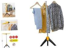 Art Moon Elm Portable Clothes Drying Rack, Foldable Tripod G