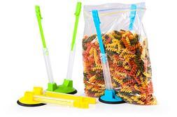 Baggy Rack -  Sandwich Bag Racks - Ideal Plastic Kitchen Gad