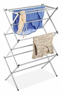 Big Clothes Drying Stand Folding Rack Foldable Indoor Dryer