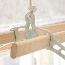 Premium British Cast Iron Ceiling Airer Victorian 6-Slat Bra