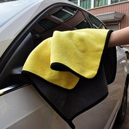 SUJING Car Drying Towel Super Absorbent Car Wash Towels Mult