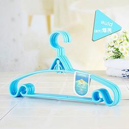 children plastic baby hangers holding
