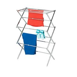 Honey-Can-Do Chrome Expandable Drying Rack