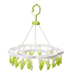 Quality Circular Convenient Drip Hanger Drying Rack With 24
