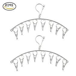 Uarter Outdoor Clip and Drip Hanger Windproof Drying Hangers