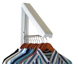 InstaHanger Closet Organizer, The Original Folding Drying Ra