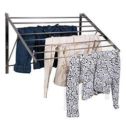 clothes laundry drying rack heavy duty stainless