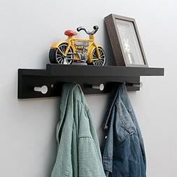 Coat rack, Wall mount rack Wall hanger Bedroom door hanging