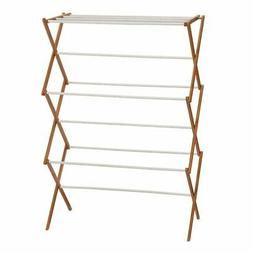 Household Essentials Collapsible Clothes Drying Rack