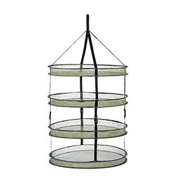 Growtent Garden Collapsible Hanging Dry net for Herb Drying