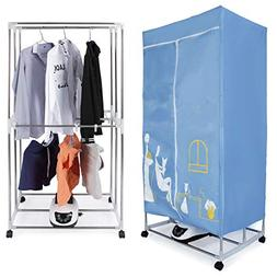 15KG Compact Electric Portable Energy Saving Clothes Dryer R