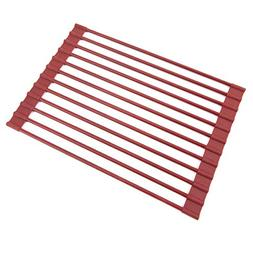 Curtis Stone Compact Roll-Up 2-in-1 Trivet/Drying Rack Model