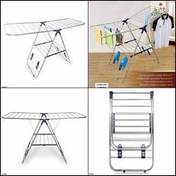 Cresnel Drying Racks Stainless Steel Clothes Adjustable Gull
