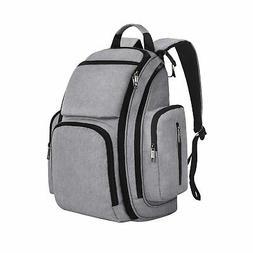 Diaper Bag Backpack, Large Multifunction Waterproof Travel B