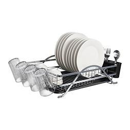 Micoe Dish Drainer Drying Rack 1 tier Tableware organizer wi