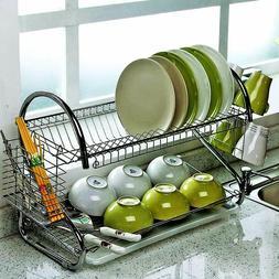 dish drainer drying rack kitchen modern design